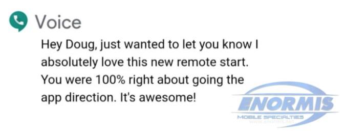 2021 4Runner Happy Client