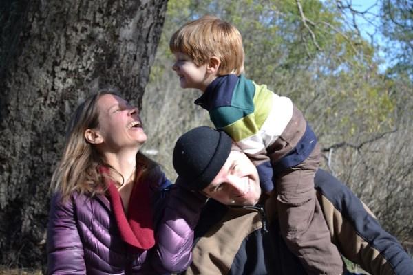 Lyena Strelkoff Familie