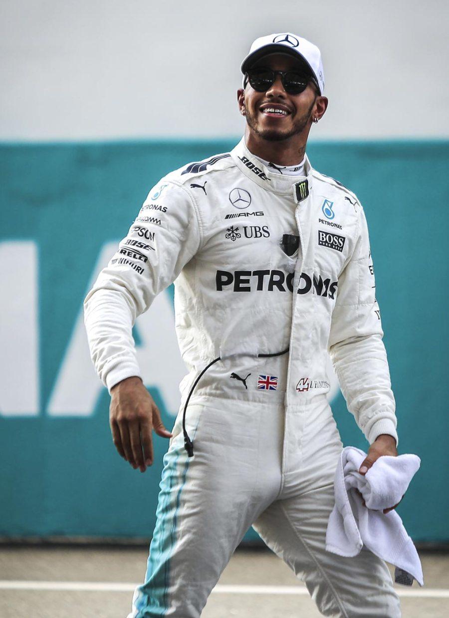 Lewis Hamilton: Godspeed
