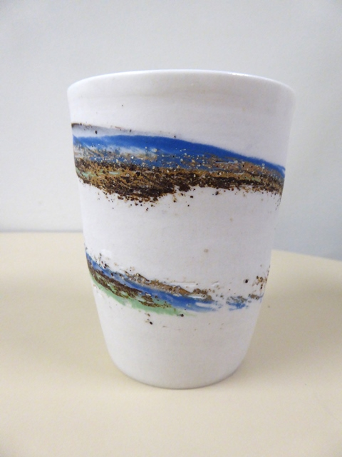 Ceramic cup from Just Jane
