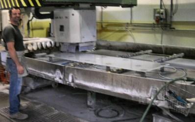 macchinario Belvedere Glass