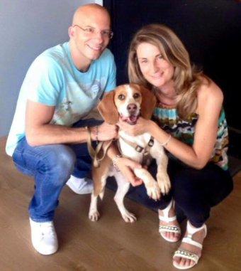 NS_beagle Lupin con nuova famiglia