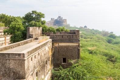 Bundi, du haut du fort