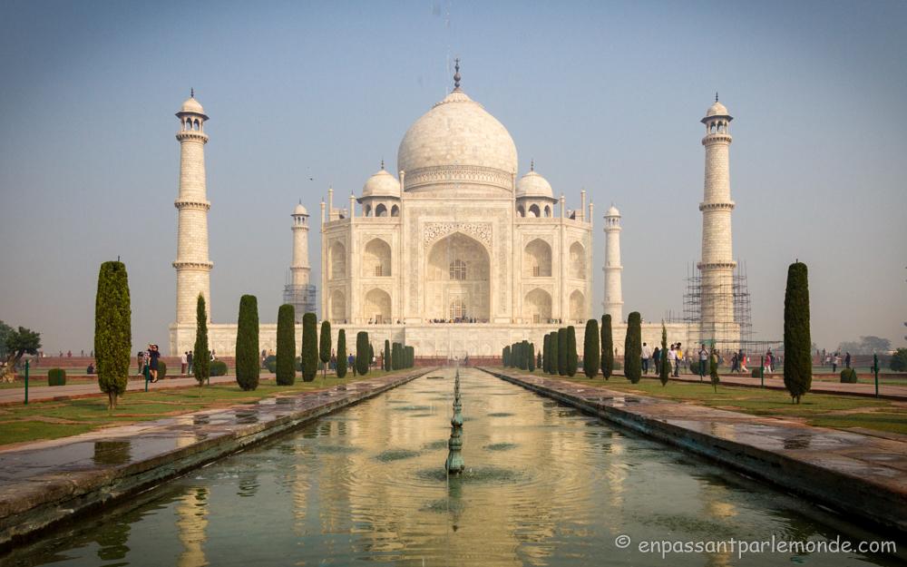 Le grand Taj Mahal !
