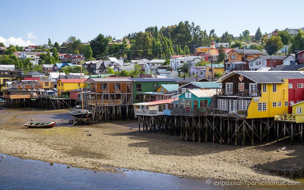 Chili - Chiloé - Castro-4