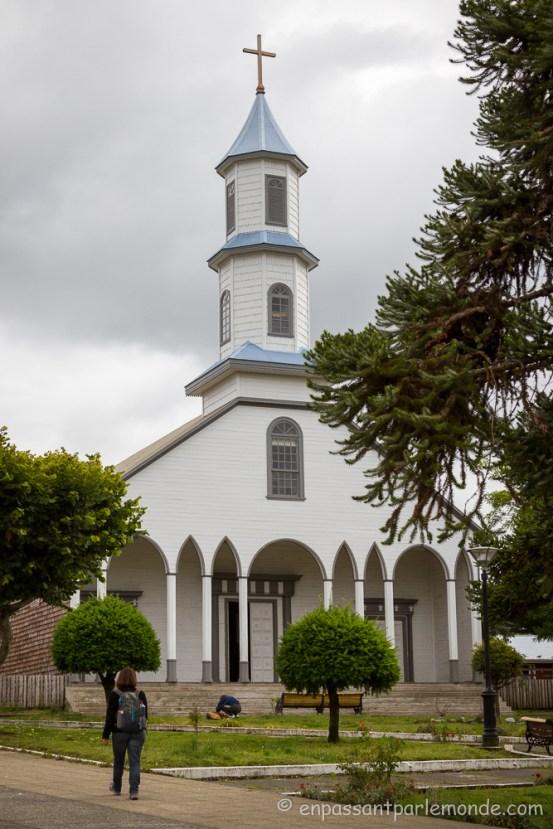 Chili - Chiloé - Dalcahue