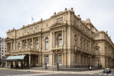 Argentine - Buenos Aires - Quartier historique-5