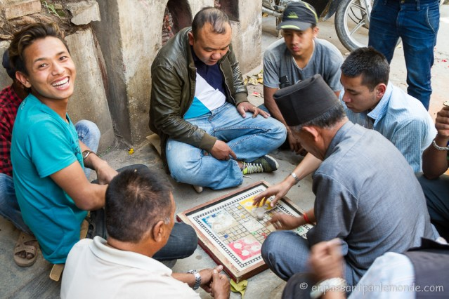Népal - Katmandou - Thamel - Durbar Square-21