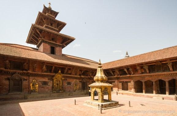 Népal - Katmandou - Patan-6