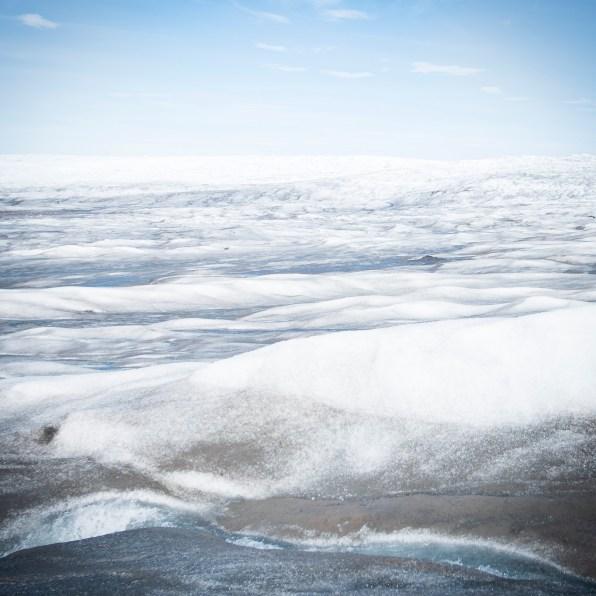 La calotte polaire