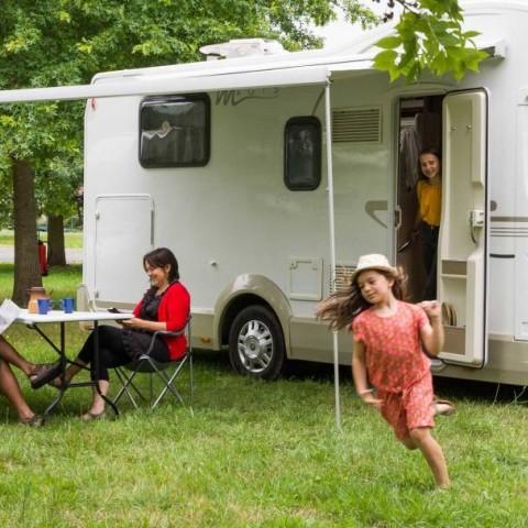 aire de camping car centre e leclerc