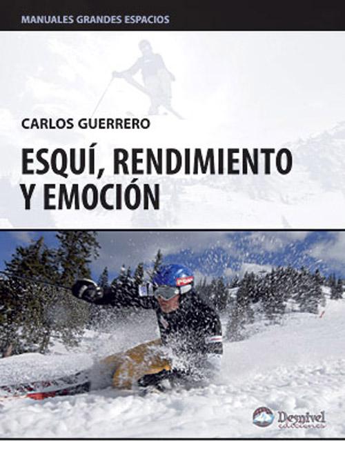 Robert Puente libro esqui emocion