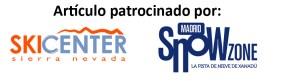 patrocinadores, snow, zone, xanadu, ski, center, sierra, nevada. enpistas.com