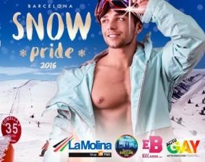 snow, pride, bcn, la molina, enpistas.com, 2