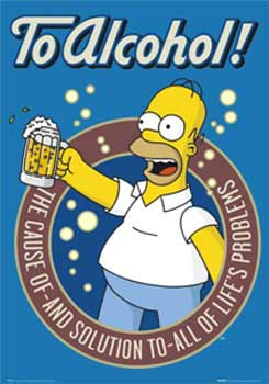 Homer leyó esa revista. Homer apoya la cultura.