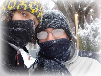 tormenta de nieve montreal