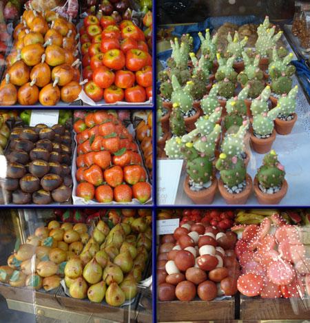 Frutas de Milán