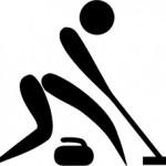 Pictograma del Curling