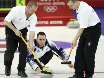 Jugadores Curling