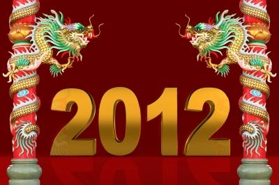 2012, año del Dragón