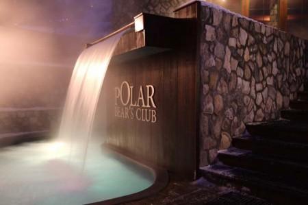 polar bears club waterfall