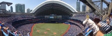 blue jays stadium toronto
