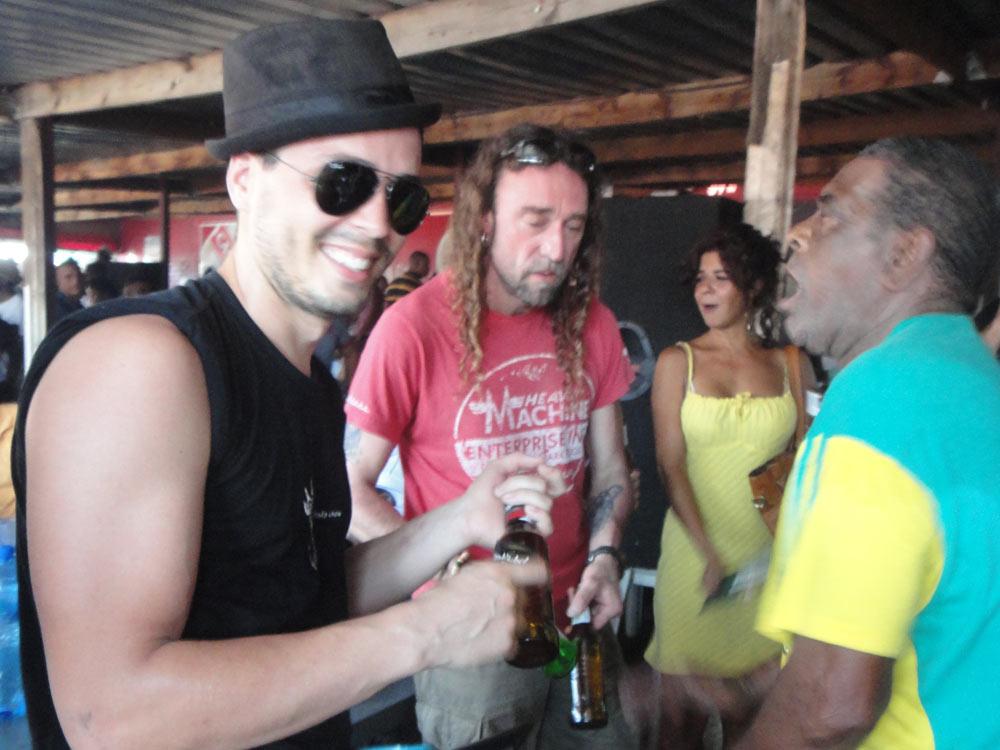 Mzolis Ciudad del Cabo Música