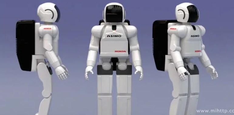 el robot asimo dejará de funcionar