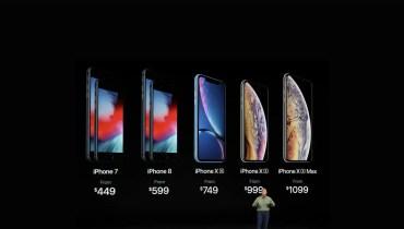 Apple Special Event 2018 - Iphones