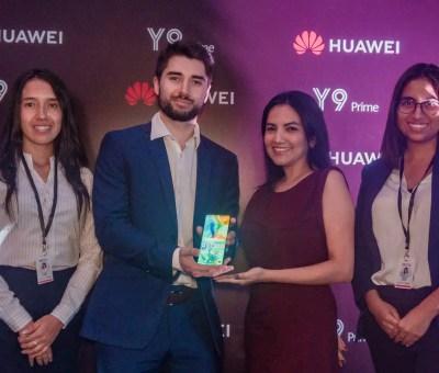 Huawei Y9 Prime Ecuador