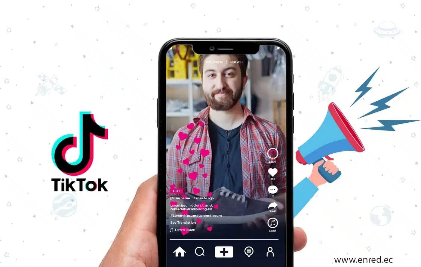 TikTok para emprendedores