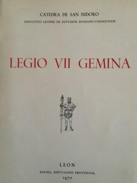 libro la legio VII