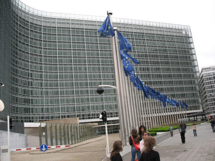 BRUSELAS comision europea