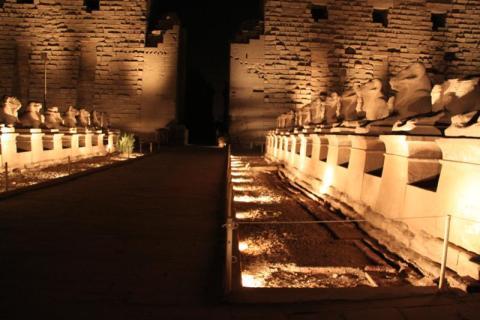 karnak Egipto. foto martinez enredando