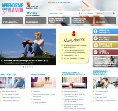 portal educación adultos