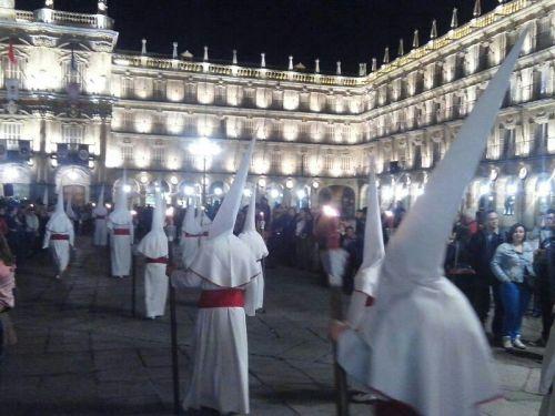 Semana Santa Salamanca, Procesion del arrabal