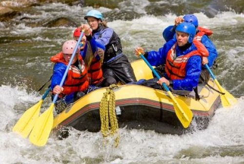 pissup _Rafting