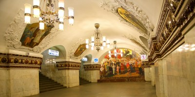 9 Moscú-Kievskaya
