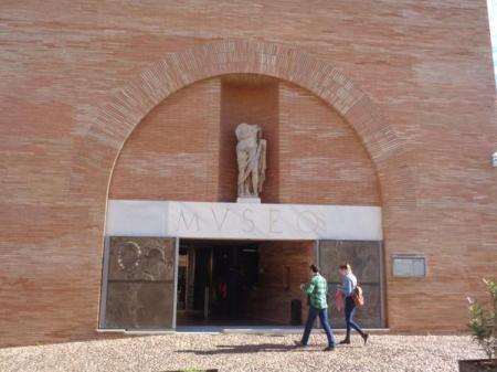 museo romano mérida