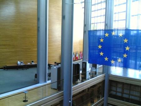 Parlamento europeo. Estrasburgo