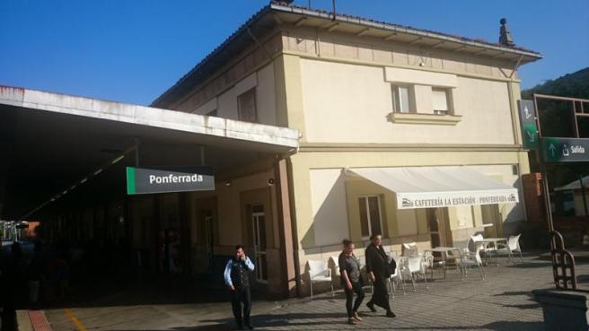 estación ponferrada