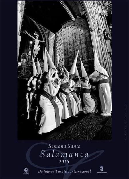 cartel Semana Santa Salamanca 2016