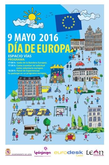 cártel día de europa 2016 definitivo