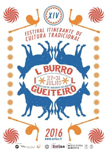 "Miranda do Douro celebra el Festival Itinerante de Cultura Tradicional ""L burro i l gueiteiro"""