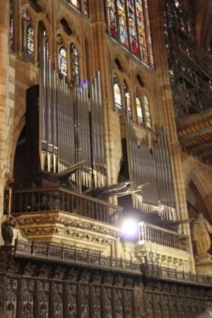 órgano catedral de león