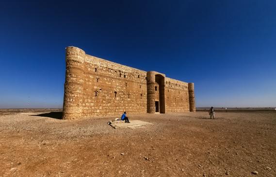 castillos-jordania