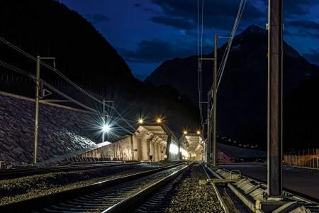 tunel san gotardo