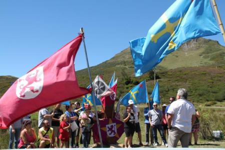 conmemoración consejo soberano asturias y león 24 de agosto