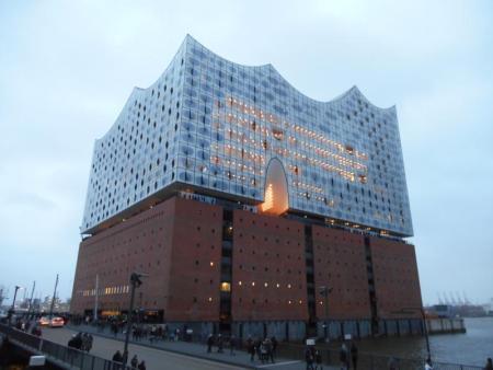 Filarmónica del Elba  Hamburgo