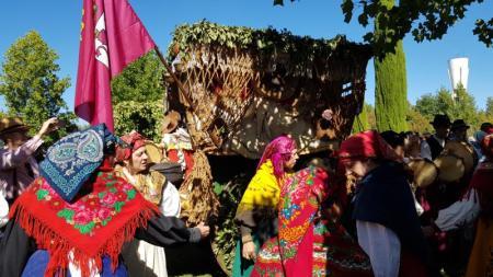 Carros y Pendones llevaron la tradición a Romería de la Virgen del ... dacf5a8aa17